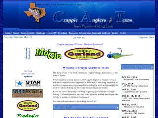 Crappie Anglers of Texas