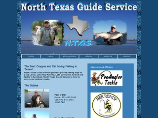 North Texas Guide Service